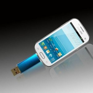OTG Flash Drive USB 2.0 Dual Port Memory Stick