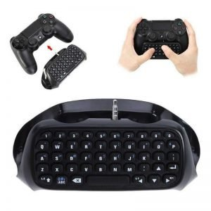 Bluetooth Wireless Keyboard For Sony PS4