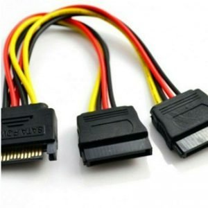 15-pin Y-Splitter Cable Adapter
