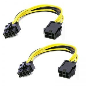 Power Adapter Cable 2pcs
