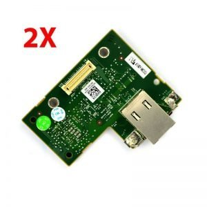 iDRAC6 Enterprise Remote Access Card 2PCS