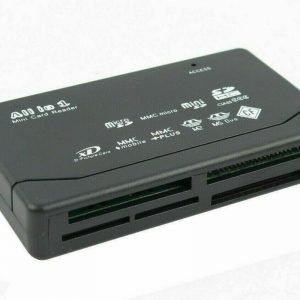 Card Reader For CF xD SD MS SDHC