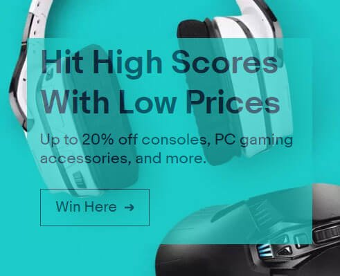 Hit high scores with low prices