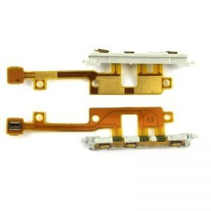 Power Volume Button Key Flex Cable