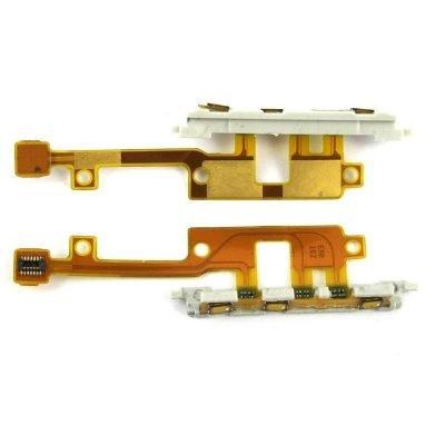 Power Volume Button Key Flex Cable