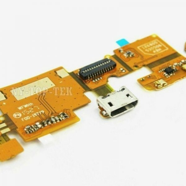 USB Charging Charger Dock Port Mic Flex Cable