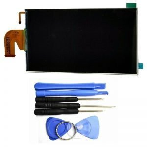 LCD Screen Display with tools