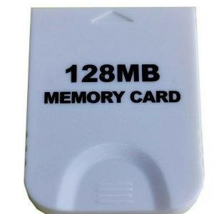 2048 Blocks White Memory Card