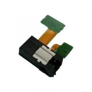 Audio Jack and Mic Flex Cable