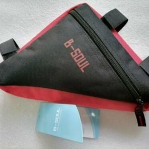 Bike Storage Bag Triangle Saddle Frame