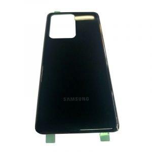 New Black Back Battery Glass Cover