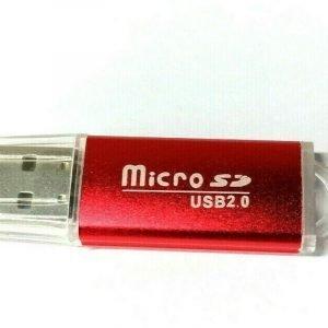 Micro SD SDHC Memory Card Reader