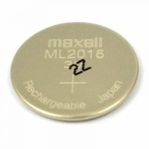 New 3v Maxell ML2016
